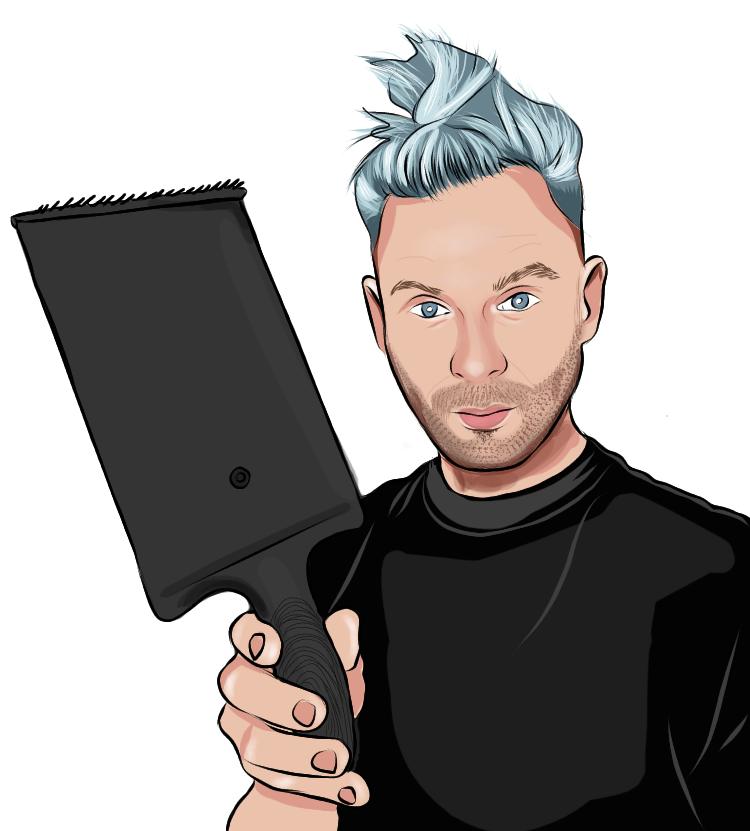 Daniel Golz Colorboard 1.1  für alle Techniken  Techniken geeignet