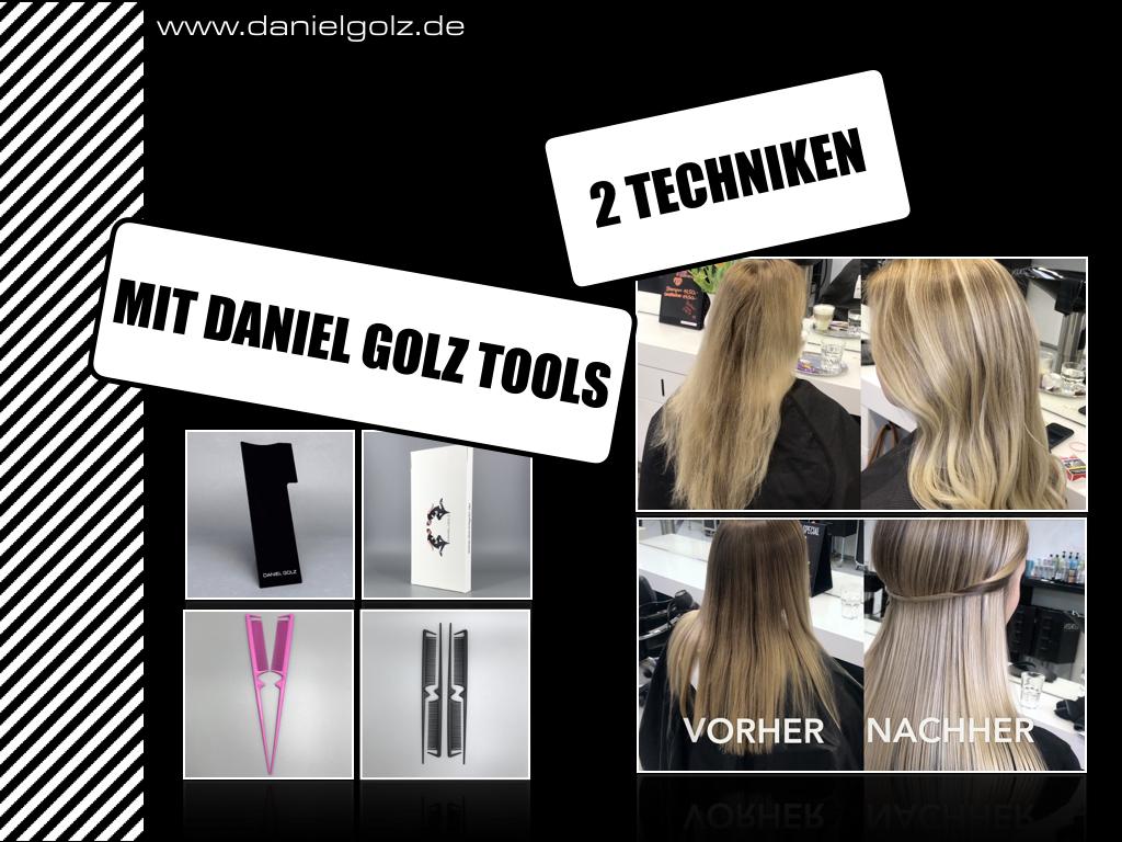 2 Blond-Techniken für euch