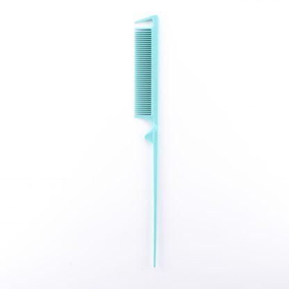 Tail Comb Haircolor technique