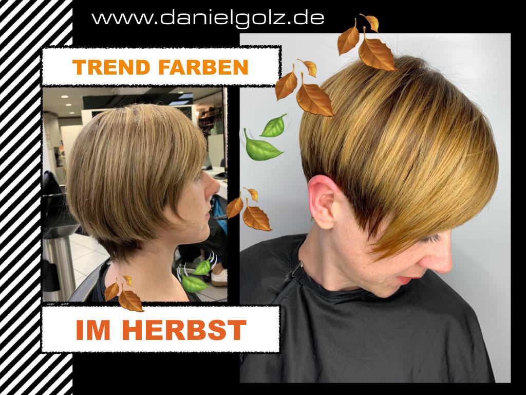 Haarfarben Trend Herbst Teil 2