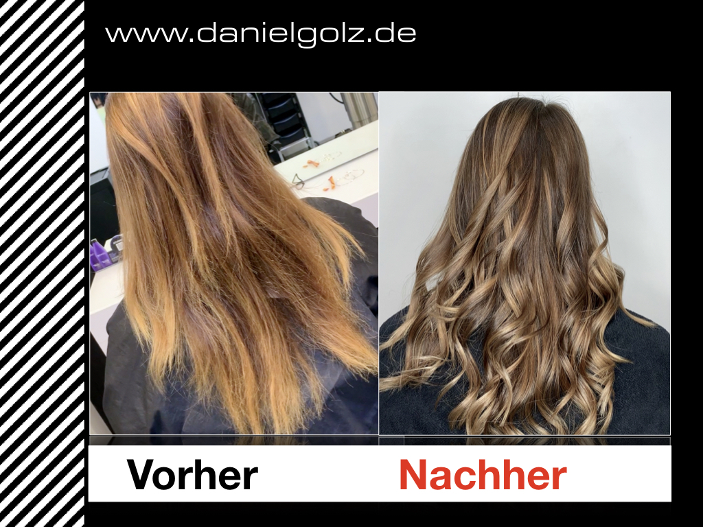 balayage technik aus warm macht k hl daniel golz. Black Bedroom Furniture Sets. Home Design Ideas