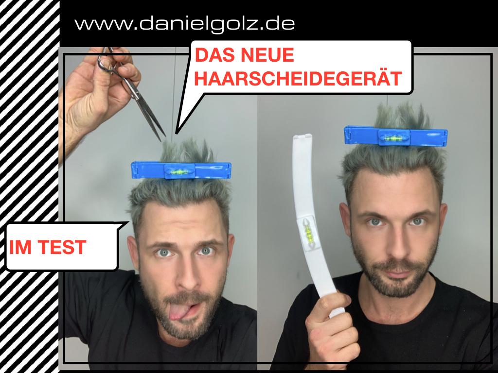 Selber die Haare schneiden, ganz einfach zu Hause, mit diesem Gerät…