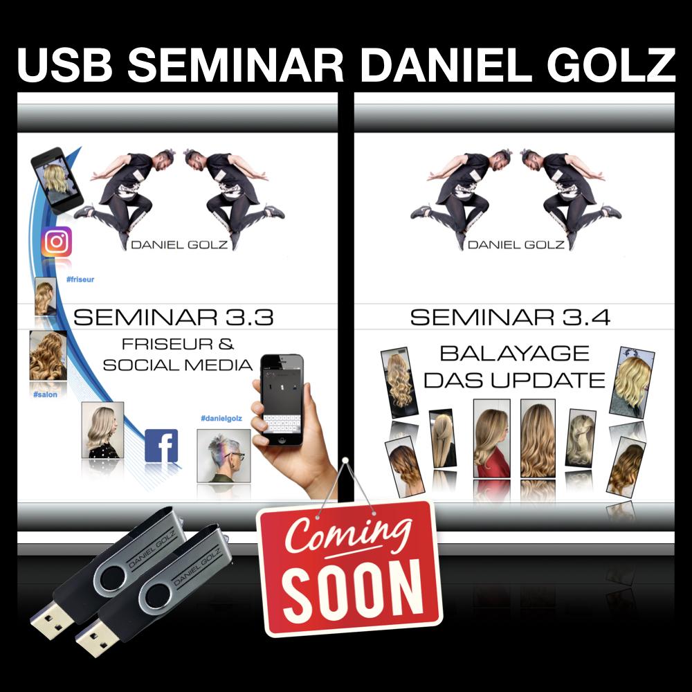Daniel Golz Seminare bekommen Nachwuchs