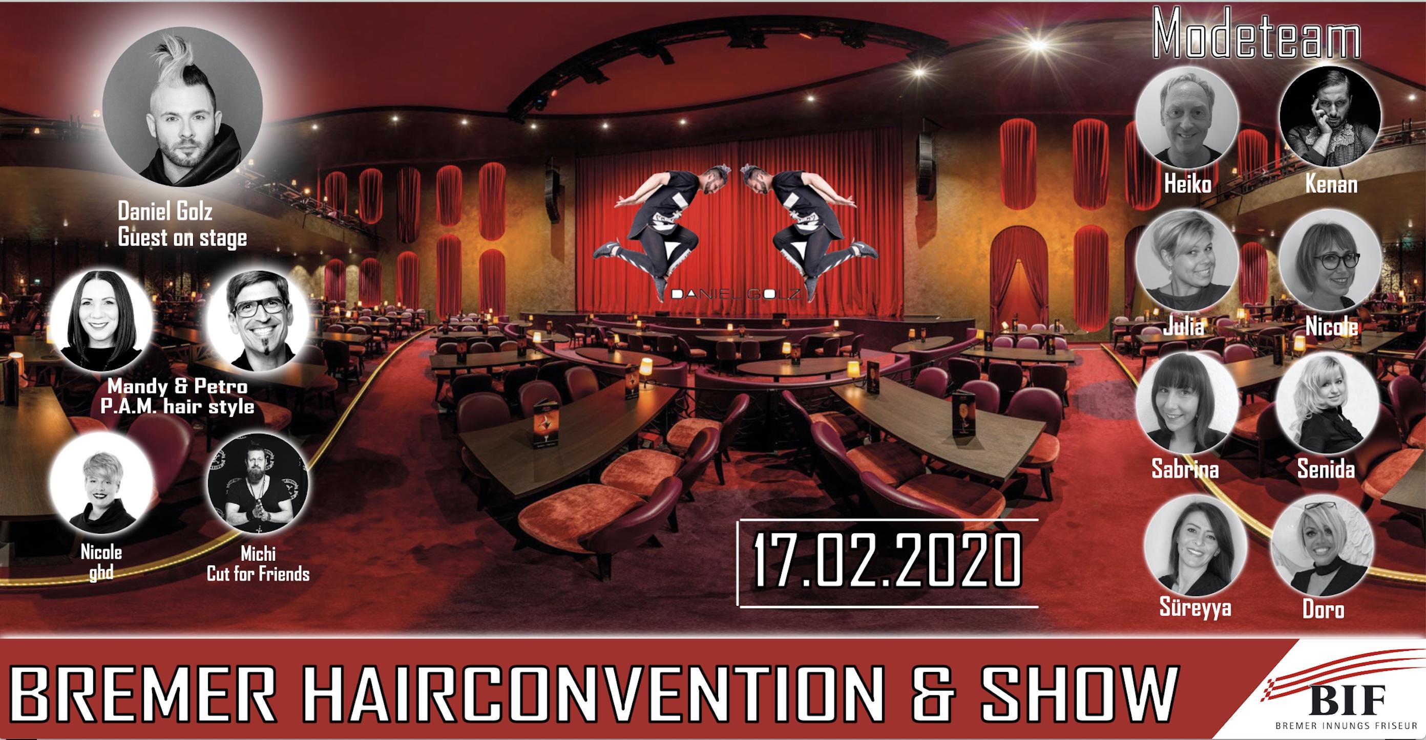 Bremer Hair Show 17.02.2020