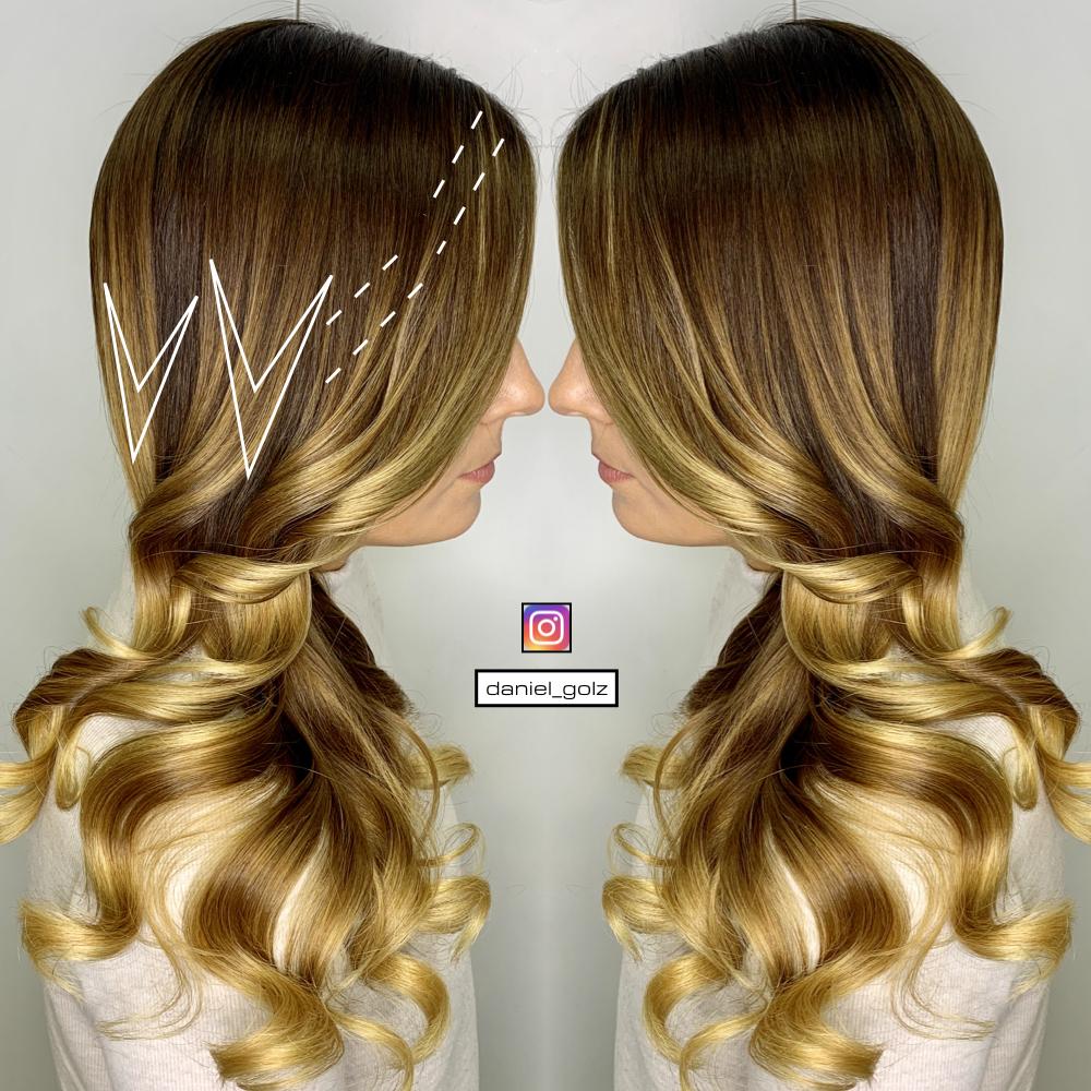 Caramel Blond