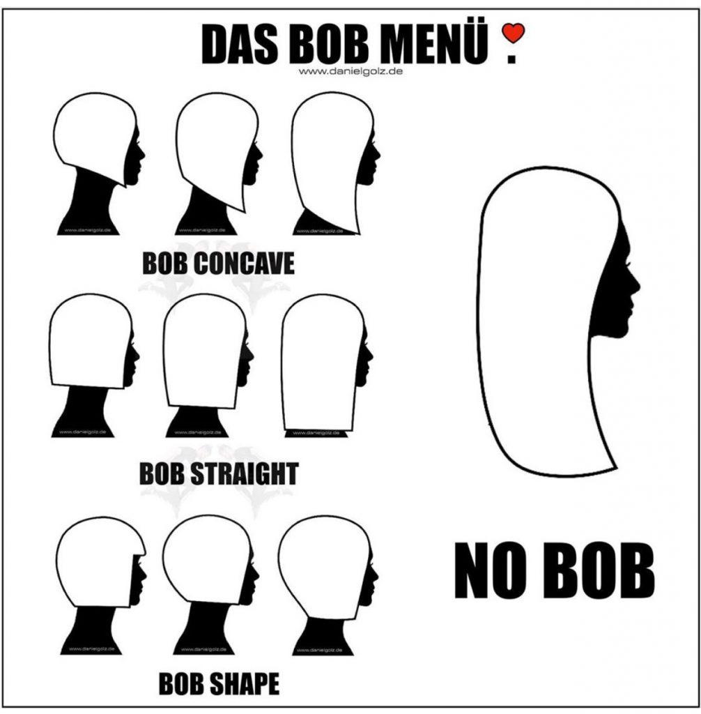 der Bob Haarschnitt