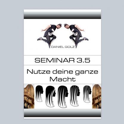 Daniel Golz Seminare