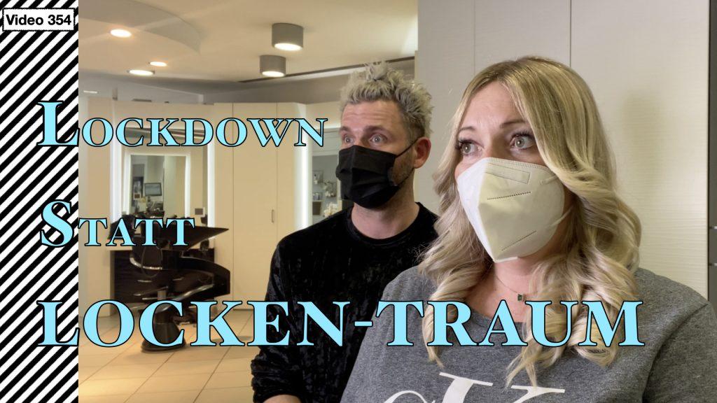Lockdown statt Lockentraum beim Friseur